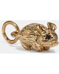 COACH - Mouse Charm - Lyst