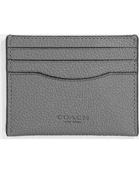 COACH - Card Case - Lyst