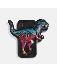 COACH Iphone Xr Case With Rexy