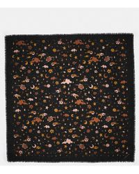 COACH - Outerspace Print Oversized Square - Lyst