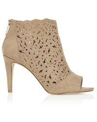 Coast - Lizeth Laser Cut Shoes - Lyst