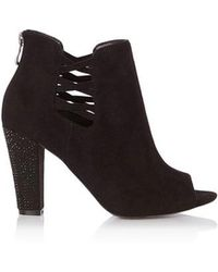Coast - Dempsey Heeled Ankle Boots - Lyst