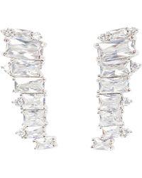 Coast - Liz Cubic Zirconia Earrings - Lyst