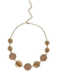 Coast - Orlena Necklace - Lyst