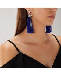 Coast - Robyn Tassel Earrings - Lyst