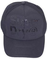 ccfd3f85 Superdry Super Sports Cap in Black for Men - Lyst
