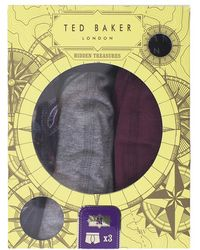 Ted Baker - Embark Printed Boxer Shorts - Lyst