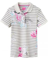 Joules - Trinity Slim Fit Polo Shirt - Lyst