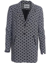 Gerry Weber - Printed Long Jacket - Lyst