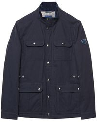 GANT - The Moore Wax Jacket - Lyst