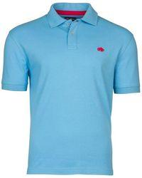 Raging Bull - Plain Polo Shirt - Lyst