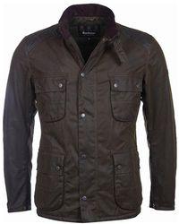 Barbour - Weir Wax Jacket - Lyst