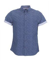 Tommy Hilfiger - Byram Floral Shirt - Lyst
