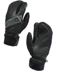 Oakley - Factory Winter Trigger Mitts 2 - Lyst