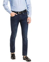 Tommy Hilfiger - Straight Fit Faded Jeans - Lyst