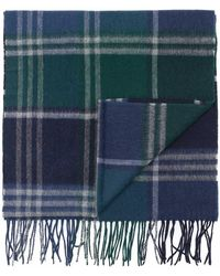 Barbour - Kindar Check Scarf - Lyst