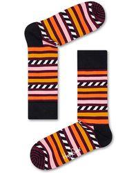 Happy Socks - Stripes And Stripes Socks - Lyst
