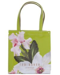 d95fa876dd39 Ted Baker - Loivcon Chatsworth Small Icon Bag - Lyst