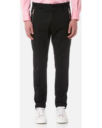 DSquared² - Zip Detail Hockney Fit Trousers - Lyst