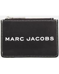 Marc Jacobs - Top Zip Multi Wallet - Lyst