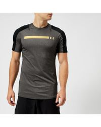 Under Armour - Men's Perpetual Fitted Short Sleeve Tshirt - Lyst