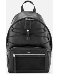 Tod's - Men's Leather Backpack - Lyst