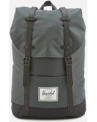 Herschel Supply Co. - Men's Retreat Backpack - Lyst