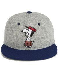 Tsptr - Men's Snoopy X Ebbets Cap - Lyst