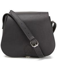 Sandqvist - Women's Malin Leather Saddle Bag - Lyst