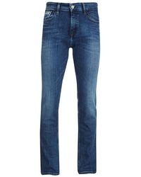 Calvin Klein - Men's Slim Straight Denim Jeans - Lyst