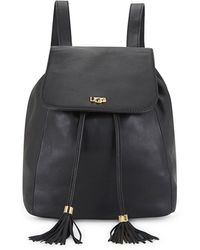 UGG - Women's Rae Leather Backpack - Lyst