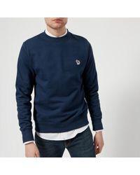 PS by Paul Smith - Men's Regular Fit Sweatshirt - Lyst