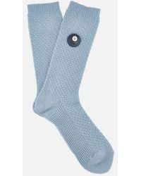 Folk - Clothing Men's Waffle Socks - Lyst