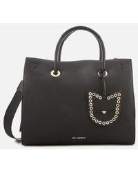 Karl Lagerfeld - Women's K/karry All Shopper Bag - Lyst