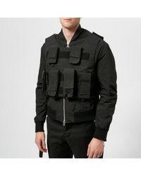 Matthew Miller - Men's Barric Bomber Jacket - Lyst