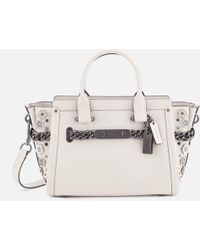 COACH - Women's Swagger 27 Tote Bag - Lyst