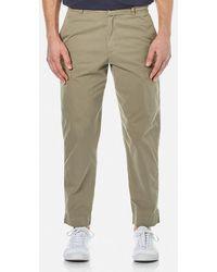 Folk - Men's Cropped Trousers - Lyst