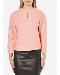 By Malene Birger - Women's Tosema Half Zip Top - Lyst