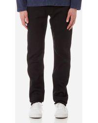 A.P.C. - Men's Petit Standard Low Rise Fitted Leg Jeans - Lyst