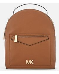 MICHAEL Michael Kors - Women's Jessa Small Convertible Backpack - Lyst