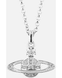 Vivienne Westwood - Jewellery Women's Mini Bas Relief Pendant - Lyst