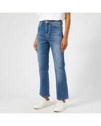 Victoria, Victoria Beckham Cali Jeans
