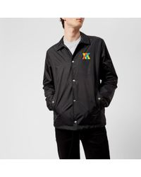 KENZO - Nylon Jacket - Lyst