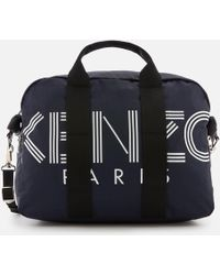 KENZO - Sport Logo Weekend Bag - Lyst