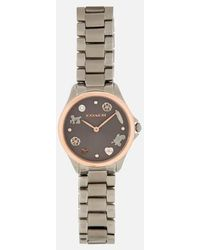 COACH - Women's Modern Sport Link Watch - Lyst