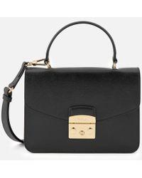 Furla - Women's Metropolis Small Top Handle Bag - Lyst