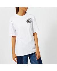 McQ - Women's Boyfriend Tshirt - Lyst
