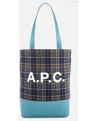 A.P.C. - Women's Axelle Shopper Bag - Lyst