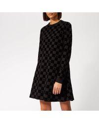 McQ - Babydoll Dress - Lyst