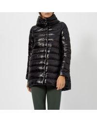 Herno - Women's Amelia Iconic 3/4 Length Coat - Lyst